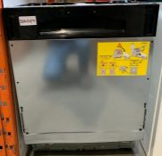 JOHN LEWIS JLBIDW1419 INTEGRATED DISHWASHER
