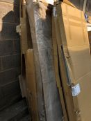 1 LOT TO CONTAIN 9 DESIGNER RADIATORS / SIZES, COLOURS AND CONDITIONS WILL VARY (PUBLIC VIEWING