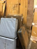 1 LOT TO CONTAIN 10 DESIGNER RADIATORS / SIZES, COLOURS AND CONDITIONS WILL VARY (PUBLIC VIEWING
