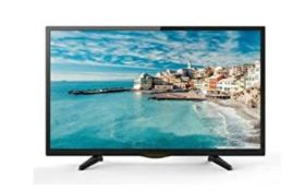 "1 BOXED AND UNTESTED LINSAR 40"" LED TV - 40LED320 / DAMAGES TO THE SCREEN / RRP £249.99 (PUBLIC"
