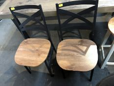 1 SET OF 2 DINING TABLES (PUBLIC VIEWING AVAILABLE)