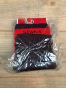 1 LOT TO CONTAIN 20 SPANX SOCKS IN WBRGY / SIZE REGULAR / STYLE 010F / RRP £300.00 (PUBLIC VIEWING