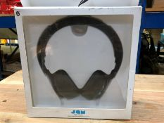 1 BOXED JAM HEADSET (PUBLIC VIEWING AVAILABLE)
