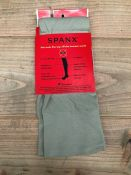 1 LOT TO CONTAIN 20 SPANX SOCKS IN CHINO FLAT / SIZE REGULAR / STYLE 010F / RRP £300.00 (PUBLIC