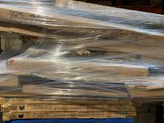 1 LOT TO CONTAIN ASSORTED FURNITURE PARTS / PLEASE NOTE THAT SIZES, MODELS, COLOURS AND CONDITIONS