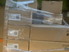 1 LOT TO CONTAIN 13 (APPROX) BOXES OF CLEAR PLASTIC SMASUNG S6 PHONE CASES / EACH BOX CONTAINS 50