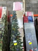 1 LOT TO CONTAIN 6 X 6FT DREAM CHRISTMAS TREES / RRP £25.00 EACH PUBLIC VIEWING AVAILABLE & HIGHLY