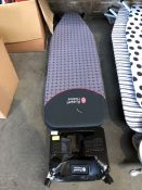 1 LOT TO CONTAIN 2 X RUSSEL HOBBS IRONING BOARDS PUBLIC VIEWING AVAILABLE & HIGHLY RECOMMENDED -