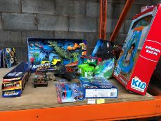 1 LOT TO CONTAIN AN ASSORTMENT OF TOYS / INCLUDING ADVENTURE FORCE PRODUCTS PUBLIC VIEWING AVAILABLE