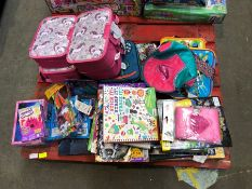 1 LOT TO CONTAIN AN ASSORTMENT OF MIXED TOYS AND LUNCH BAGS PUBLIC VIEWING AVAILABLE & HIGHLY