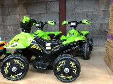 1 LOT TO CONTAIN 3 X KIDS ELECTRIC ATV'S PUBLIC VIEWING AVAILABLE & HIGHLY RECOMMENDED - IMAGES