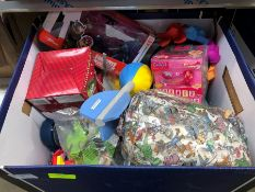 1 LOT TO CONTAIN AN ASSORTMENT OF MIXED KIDS TOYS PUBLIC VIEWING AVAILABLE & HIGHLY RECOMMENDED -
