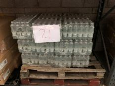 1 LOT TO CONTAIN 24 PACKS OF HARROGATE SPRING SPARKLING WATER - 24 X 500ML PER PACK / BEST BEFORE: