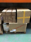 1 LOT TO CONTAIN 6 ASSORTED FILING CABINETS / COLOURS, SIZES AND CONDITIONS VARY (SOLD AS SEEN)