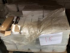 1 LOT TO CONTAIN A PALLET CONTAINING TUBES OF FORMOA 006-240 WHITE POLYMER ADHESIVE / RRP £4,319.