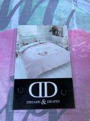 1 VINTAGE DREAM DUVET SET / SIZE: DOUBLE