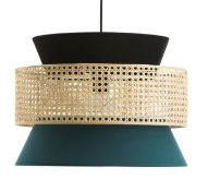 LA REDOUTE DOLKIE 3-TIER ABSTRACT LIGHTSHADE