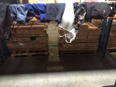 1 LOT TO CONTAIN 62 ASSORTED UNDERWEAR AND SOCK GARMENTS IN VARIOUS SIZES AND COLOURS // PLEASE NOTE