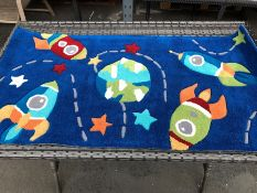LA REDOUTE KIDS SPACE RUG