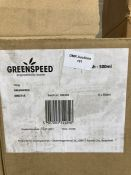 1 LOT TO CONTAIN 2 BOX OF GREENSPEED / INOX STAINLESS STEEL POLISH
