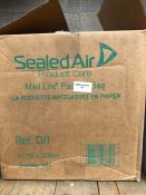 "1 LOT TO CONTAIN APPROX 100 X ""SEALED AIR"" MAIL LITE PADDED BAGS / ENVELOPES"