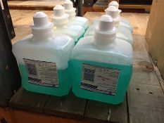 """1 LOT TO CONTAIN 6 X 1 LITRE PACKS OF """"CUTAN"""" FOAMING SOAP SANITISER"""