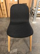 LA REDOUTE LA REDOUTE CHAIR - BLACK