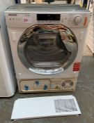 HOOVER HTDBWH7A1TCE-80 BUILT-IN TUMBLE DRYER RRP £449