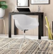 ZIPCODE DESIGN SUZANNE OFFICE CHAIR / COLOUR: WHITE