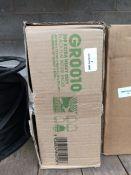 1 LOT TO CONTAIN 200 X EXTRA HEAVY DUTY BLACK FLAT REFUSE SACKS - BOXED