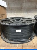 1 LOT TO CONTAIN 1 X POLYPROPYLENE BANDING / STRAPPING ROLL 1500M X 12MM