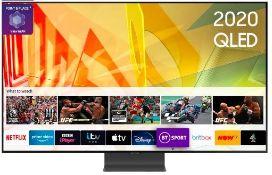 """SAMSUNG QE55Q95TAT 55"""" SMART TV RRP £1599"""