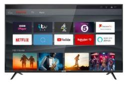 "TCL 55DP628 55"" 4K HDR TV RRP £349"