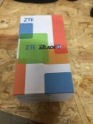 1 LOT TO CONTAIN ZTE BLADE A3 MOBILE PHONE / RRP £50.00 (THIS ITEM IS AN UNTESTED CUSTOMER RETURN.