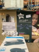 1 LOT TO CONTAIN 1 TOMMEE TIPPEE CLOSE TO NATURE COMPLETE FEEDING KIT (THIS ITEM IS AN UNTESTED