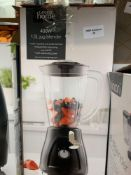 1 LOT TO CONTAIN 1 1.5 L 400W JUG BLENDER (THIS ITEM IS AN UNTESTED CUSTOMER RETURN. PUBLIC
