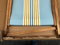 LA REDOUTE AMEZZA ACACIA DECK CHAIR