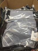 1 LOT TO CONTAIN APPROX 50 LARGE PUMA MENS BLACK TEE SHIRTS WITH SMALL VIRGIN ACTIVE LOGO IN