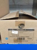 1 LOT TO CONTAIN 15 A4 LINED PUKKA PAD METALLIC JOTTA NOTEPADS - BOXED