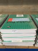 1 LOT TO CONTAIN 15 X PUKKA PAD A4 JOTTA NOTEPADS LINED - UNBOXED