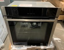 NEFF B6ACH7HH0B SLIDE AND HIDE SLIDE BUILT-IN SINGLE OVEN