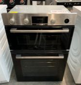 BOSCH MHA133BR0B BUILT-IN DOUBLE ELECTRIC OVEN