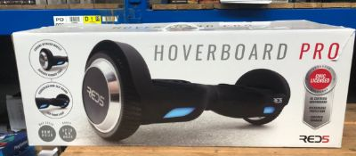 1 X HOVERBOARD PRO / RRP £199.00 / UNTESTED CUSTOMER RETURN