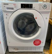 HOOVER HBWD 8514D-80 INTEGRATED WASHER DRYER