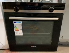 SIEMENS HB578AOSOB BUILT-IN SINGLE OVEN - STAINLESS STEEL