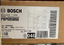 BOSCH PBP6B5B60 60CM GAS HOB - STAINLESS STEEL