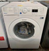 INDESIT INNEX BWA81483XWUK 8KG FREESTANDING WASHING MACHINE
