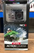 2 X ACTION CAMERAS / COMBINED RRP £60.00 / UNTESTED CUSTOMER RETURNS