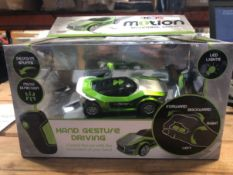 11 X MOTION CONTROL CARS / COMBINED RRP £220.00 / UNTESTED CUSTOMER RETURNS