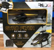 7 X RC GYRO FLYERS / COMBINED RRP £84.00 / UNTESTED CUSTOMER RETURNS